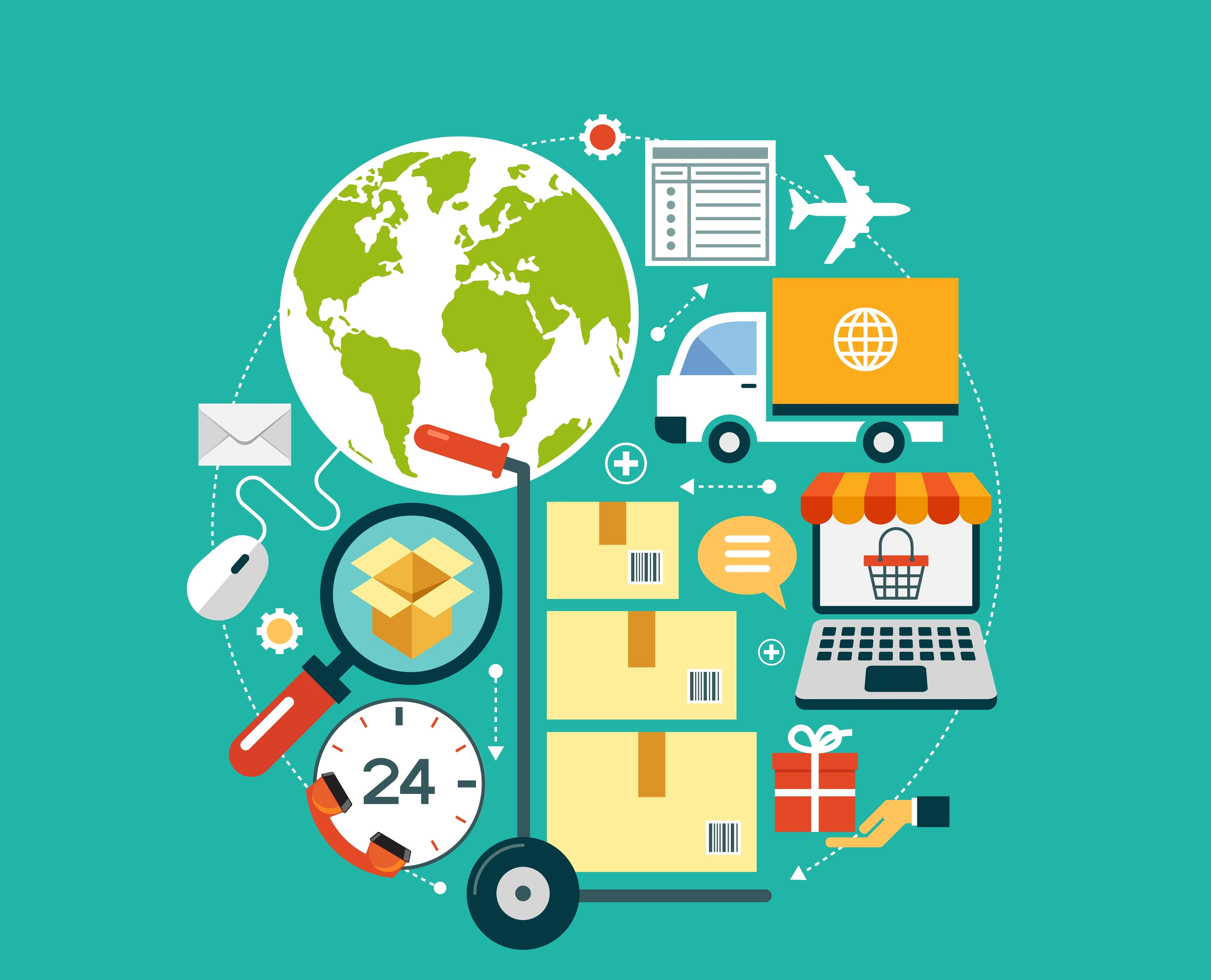 Supply Chain Ecommerce